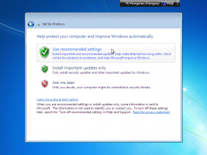 windows 7 frissites