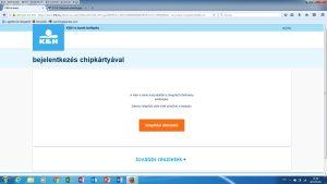 e-bank belépés