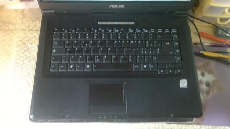 asus x58l laptop