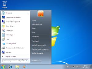 magyar windows 7