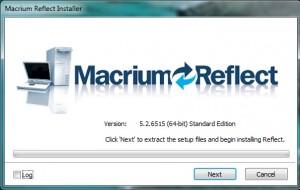 macrium installer