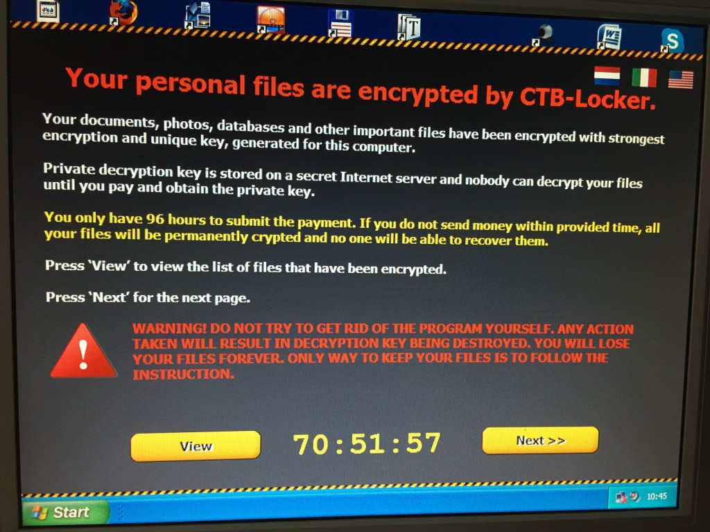 ctb locker virus