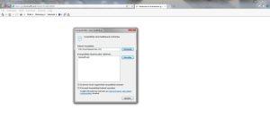 internet explorer kompatibilitasi nezet